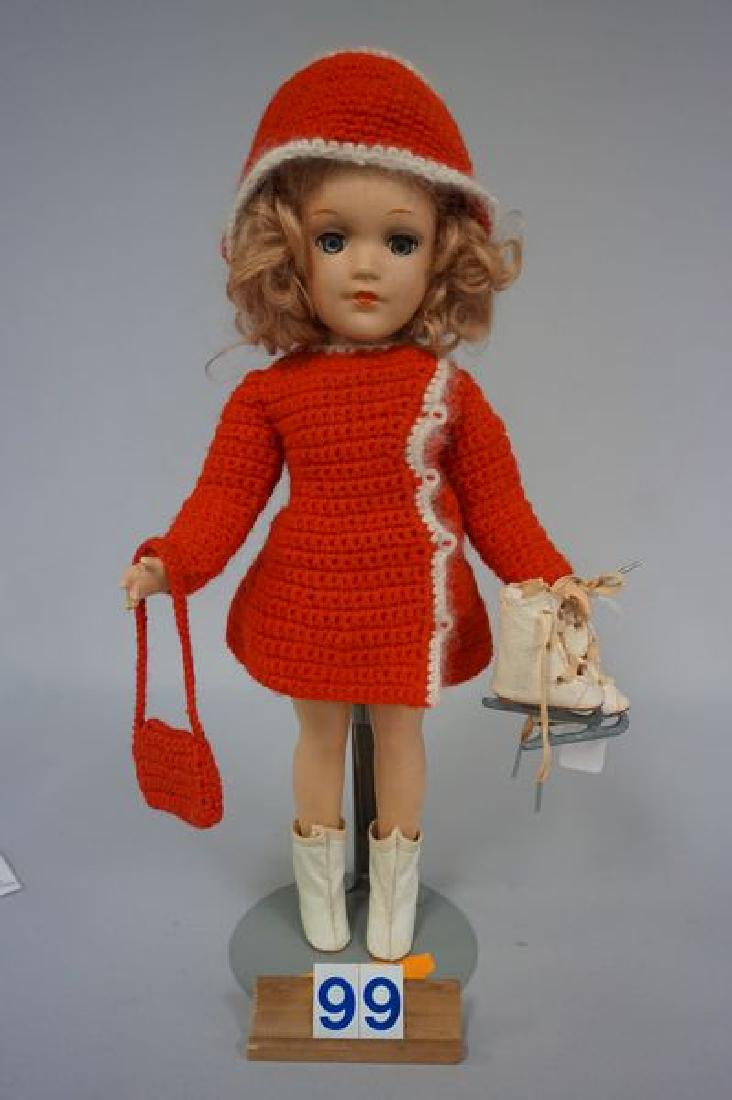 MARY HOYER 14 INCH COMPO GIRL