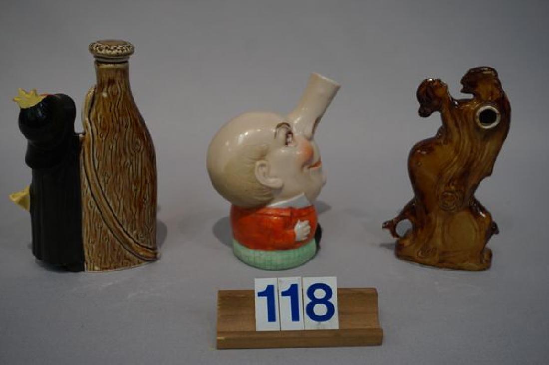 (3 DIFFERENT) SCHAFER & VATER FIGURAL - 2