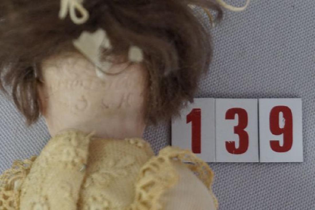 SIMON & HALBIG #1078 BISQUE HEAD - 3