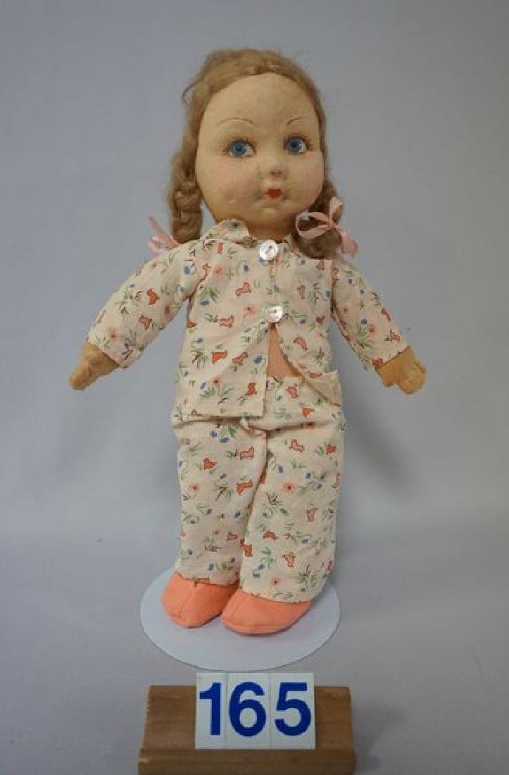 NORA WELLINGS 11 INCH ALL CLOTH