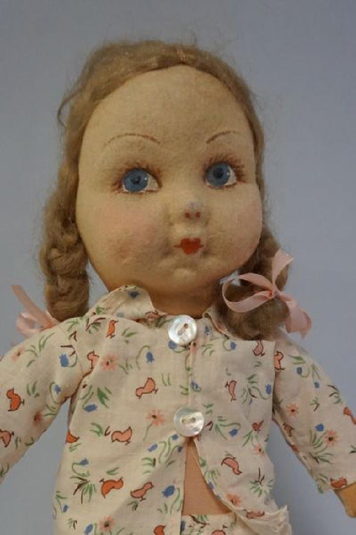 NORA WELLINGS 11 INCH ALL CLOTH - 3