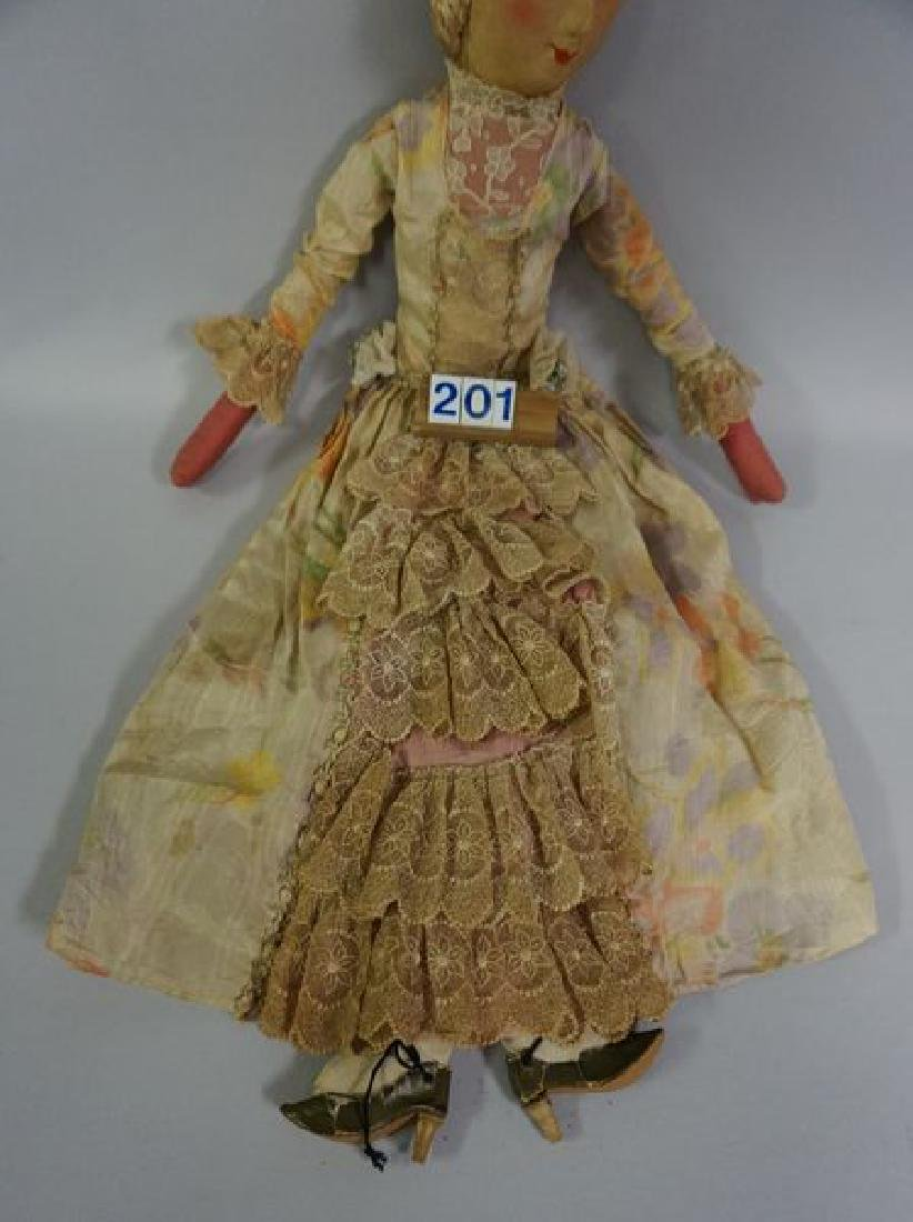 29 INCH ALL-CLOTH BED DOLL - 4
