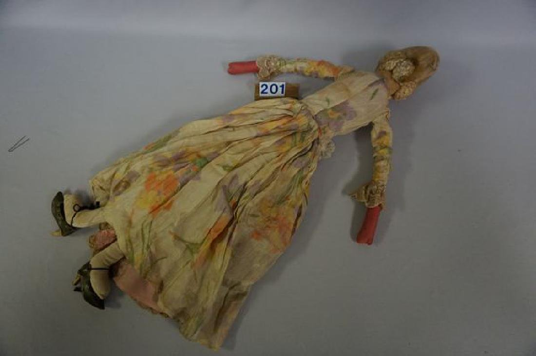 29 INCH ALL-CLOTH BED DOLL - 5