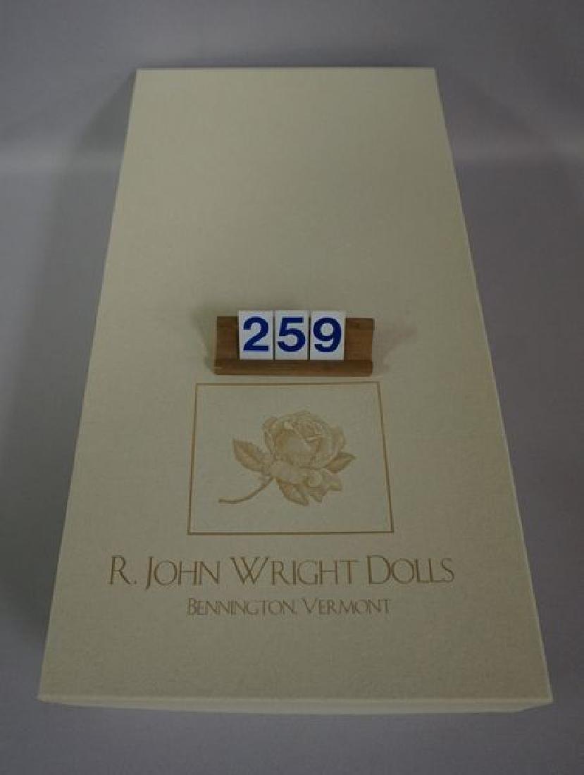 R. JOHN WRIGHT 13 INCH ROSELLA FAIRY - 5