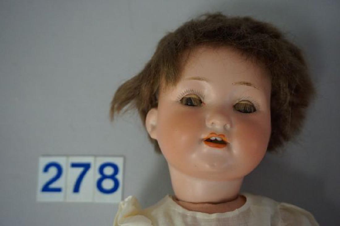 AM 975 3/0 11 INCH BISQUE HEAD TODDLER - 4