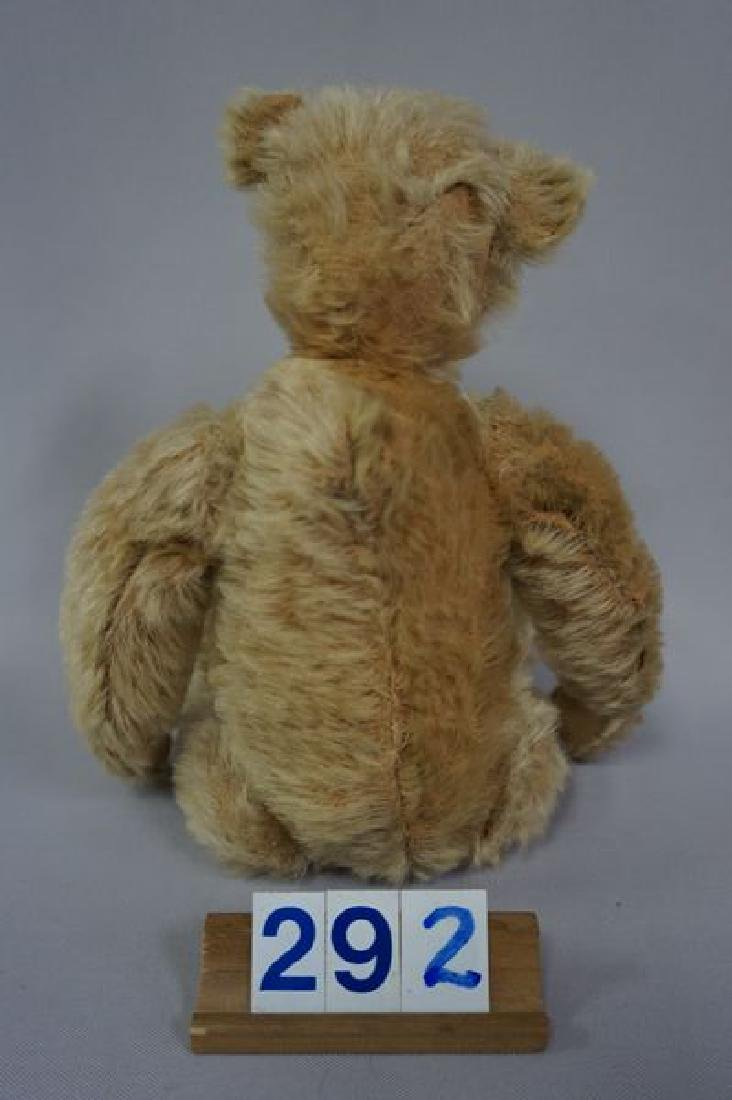 (2) ANTIQUE TEDDY BEARS: - 3