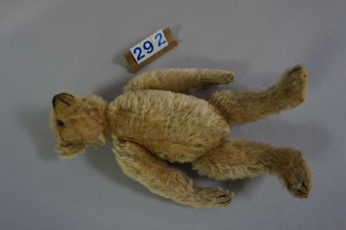 (2) ANTIQUE TEDDY BEARS: - 4