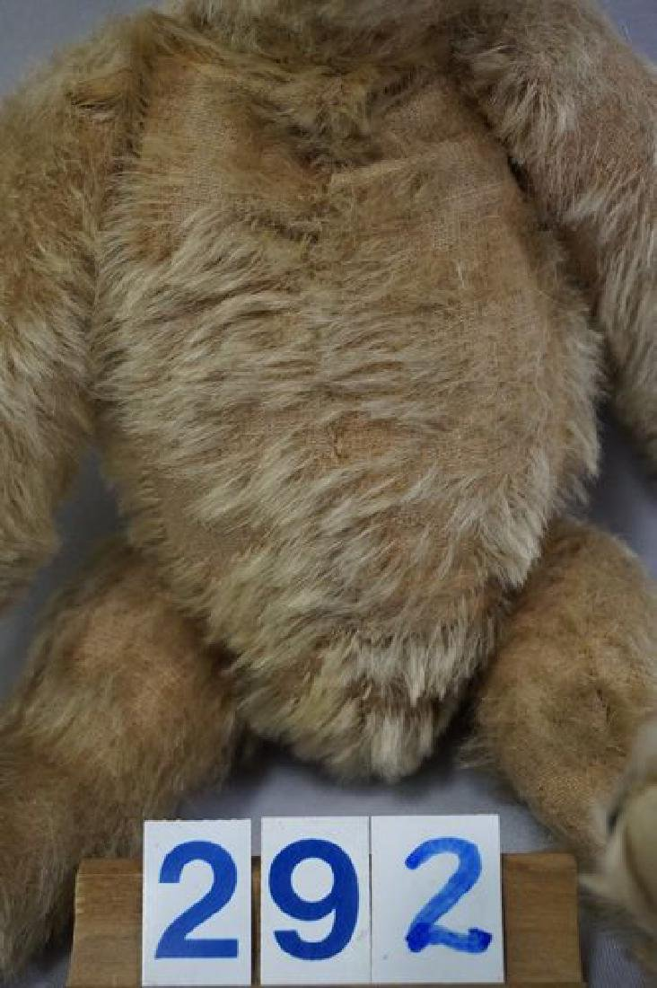 (2) ANTIQUE TEDDY BEARS: - 7