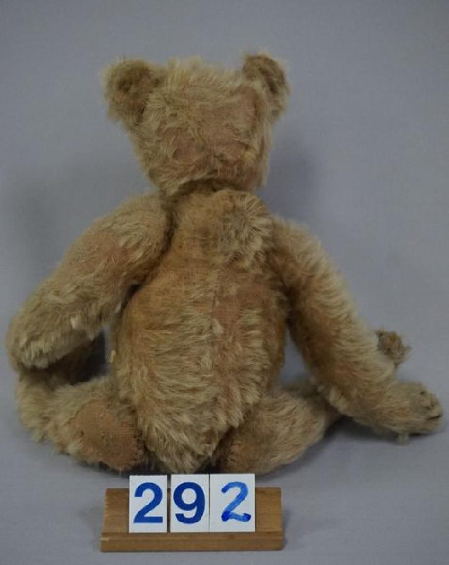 (2) ANTIQUE TEDDY BEARS: - 8