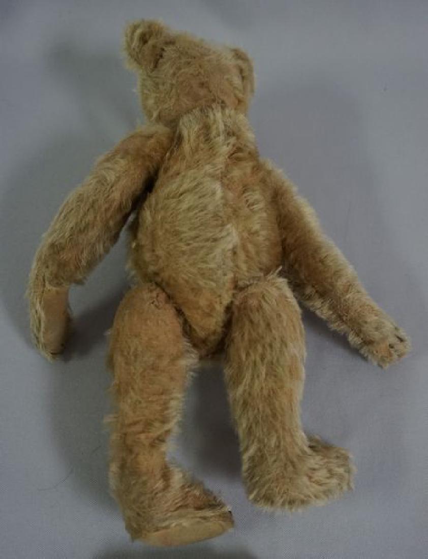 (2) ANTIQUE TEDDY BEARS: - 9