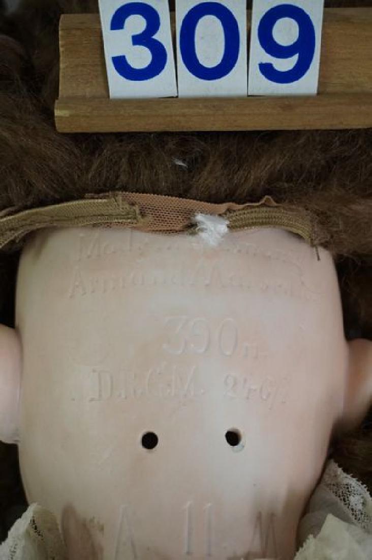 AM 390 A 11 M 27 INCH BISQUE HEAD CHILD - 6
