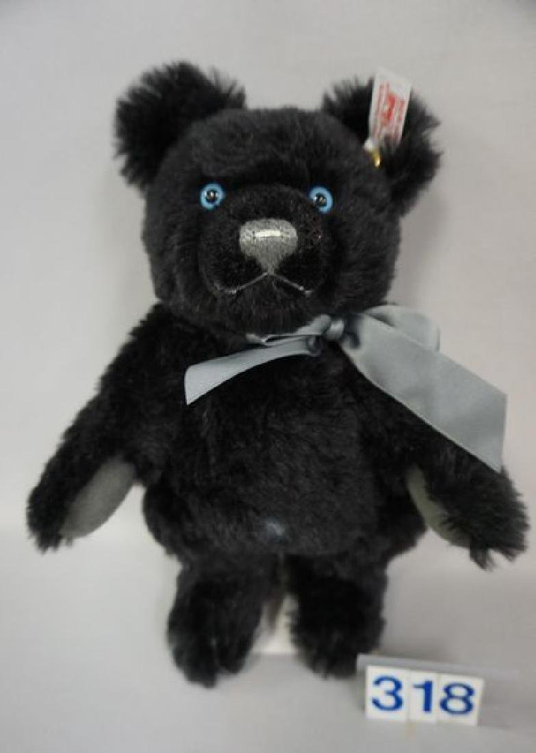 STEIFF BLACK 'JACKIE' BEAR