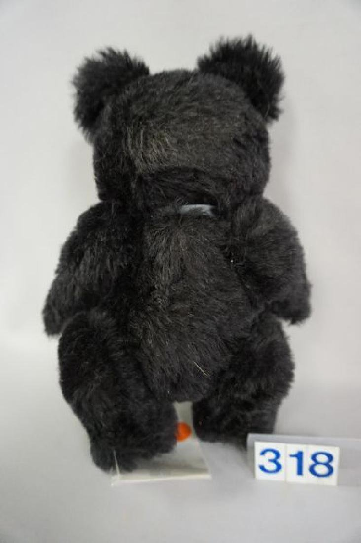 STEIFF BLACK 'JACKIE' BEAR - 2