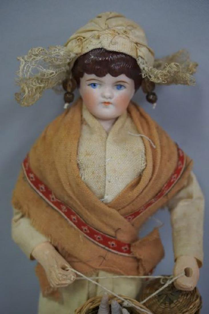 FRENCH 11 INCH BISQUE HEAD - 2