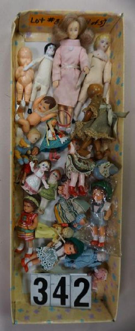 (5 BOXES) ASSORTED DOLLHOUSE MINIATURES: - 3