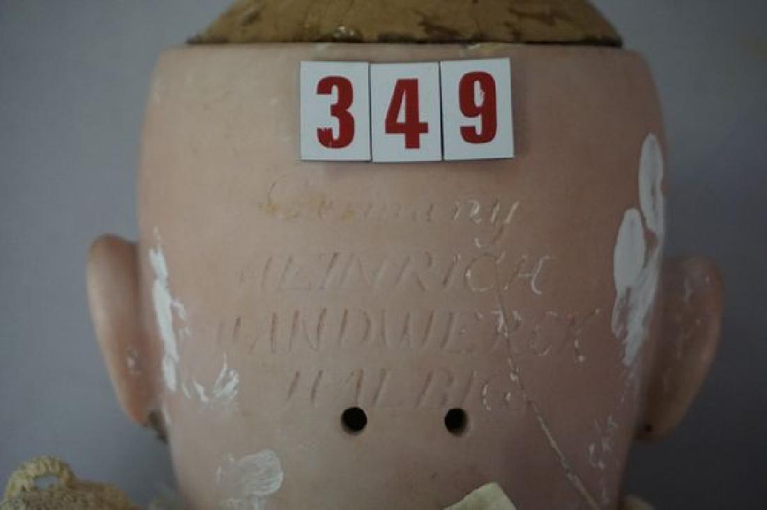HEINRICH HANDWERCK HALBIG 6 1/2 30 INCH - 4