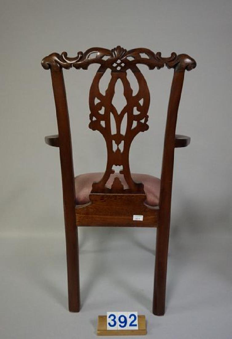 (2 PIECES) DOLL FURNITURE (NOT ANTIQUE): - 3