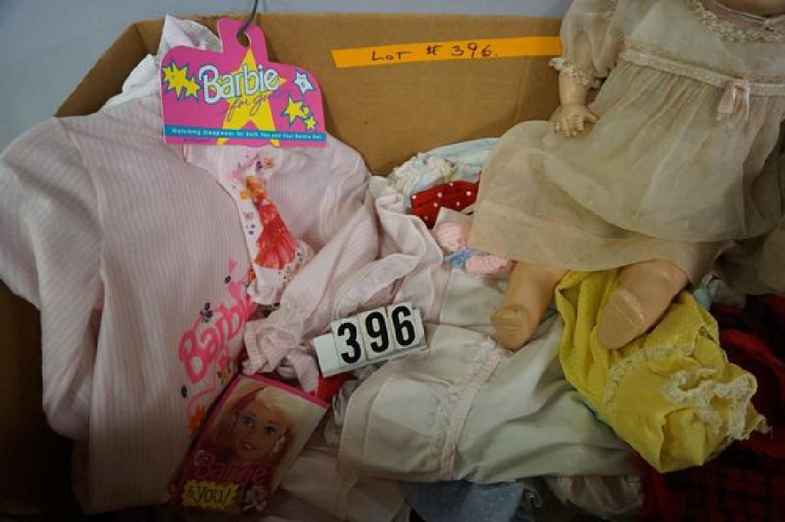 22 INCH COMPO & CLOTH BABY - 3