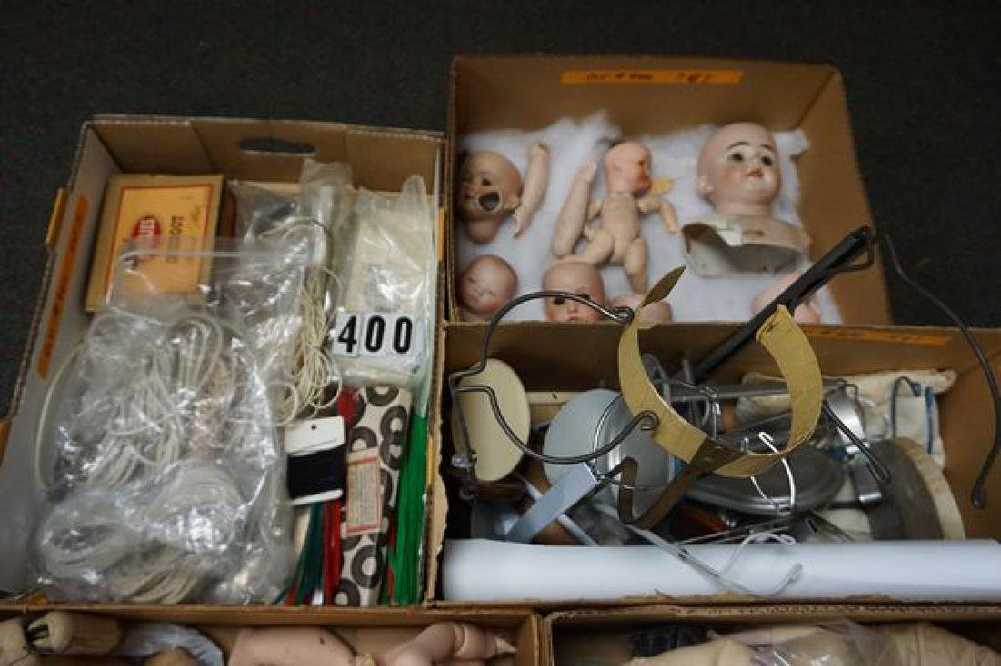 LARGE LOT FOR THE DOLL LOVER/REPAIR - 6