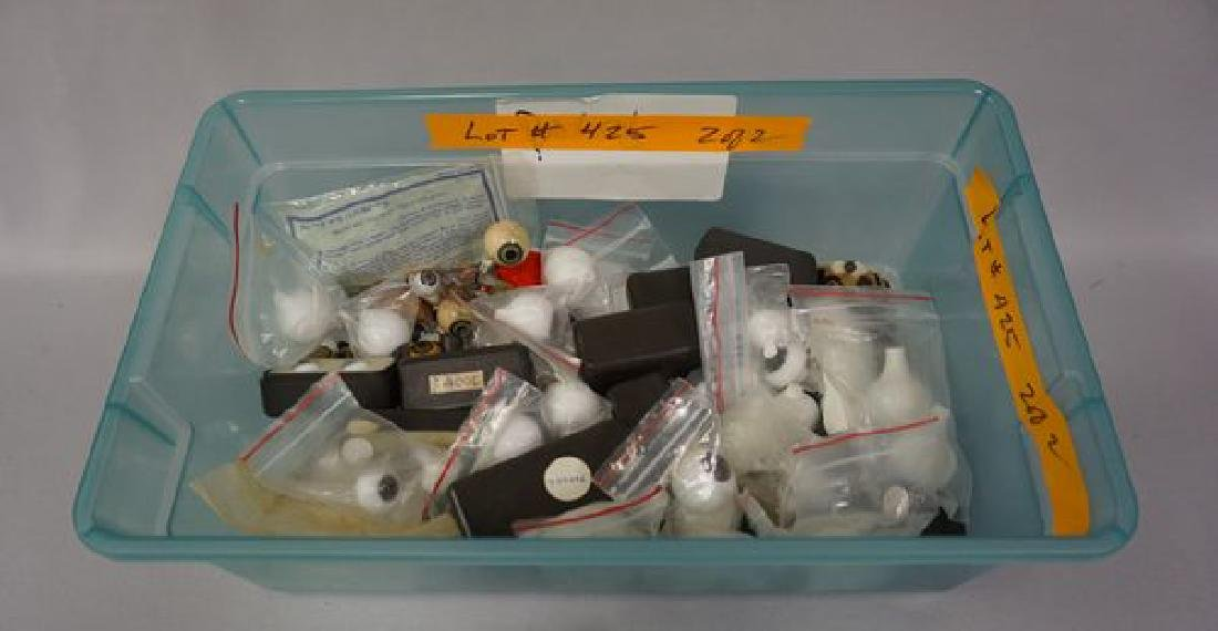 BOX OF ASSORTED SMALL (MOSTLY ANTIQUE) - 2