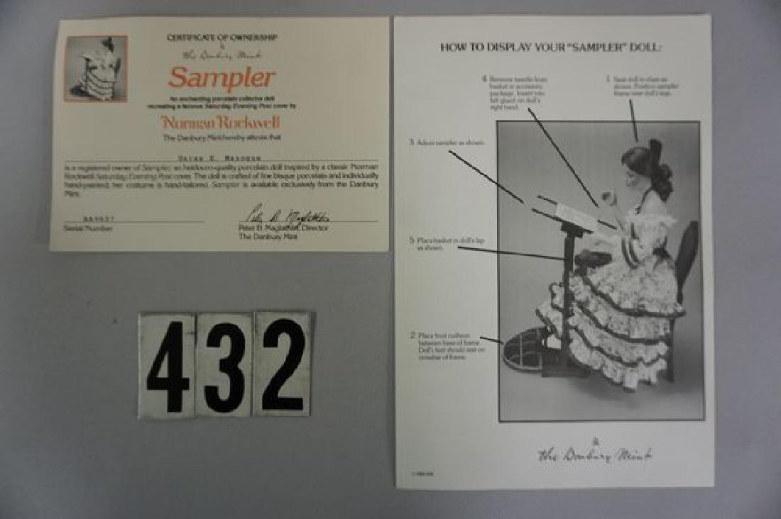 (2 PIECES) 1998 U.S.P.S. 28 INCH LUGWIG - 6