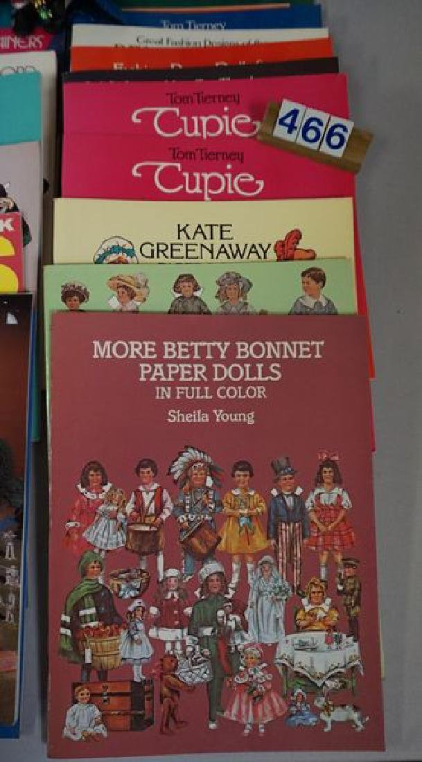 (38 DIFFERENT) BOOKLETS OF UNCUT PAPER - 5