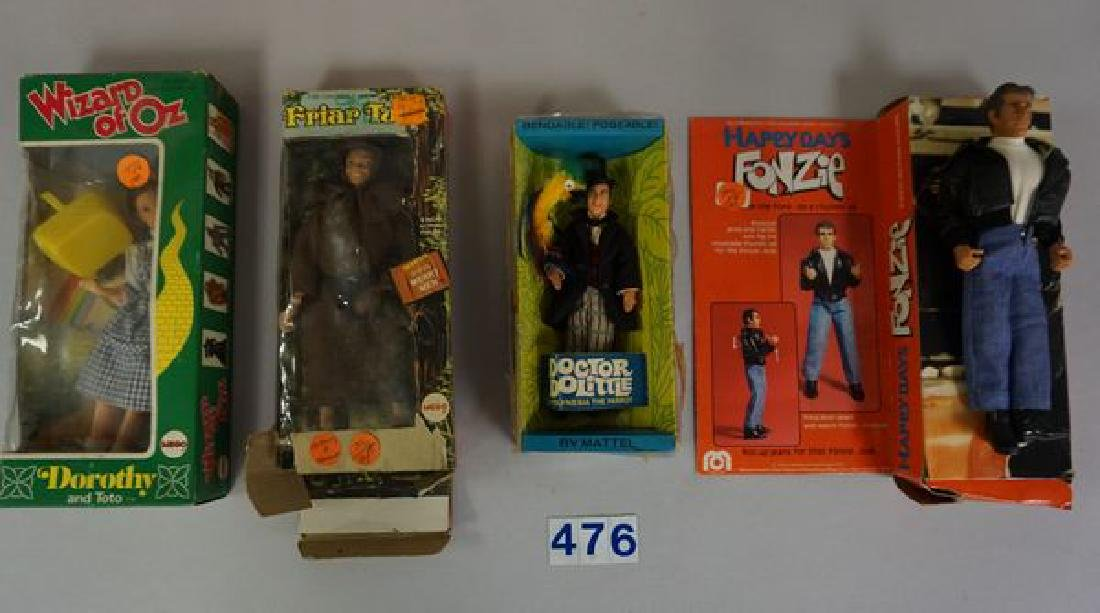 (8 PIECES) 1960'S & 1970'S COLLECTIBLE DOLLS - 2