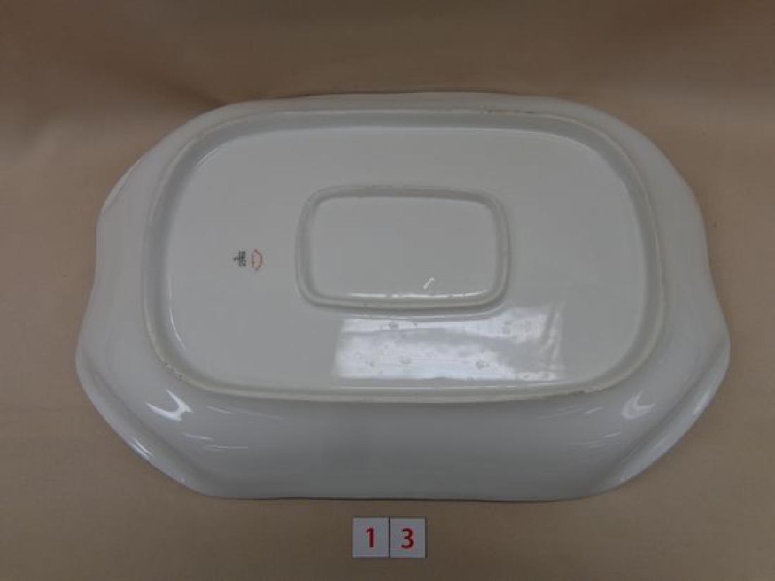 LIMOGES HANDPAINTED PLATTER - 2