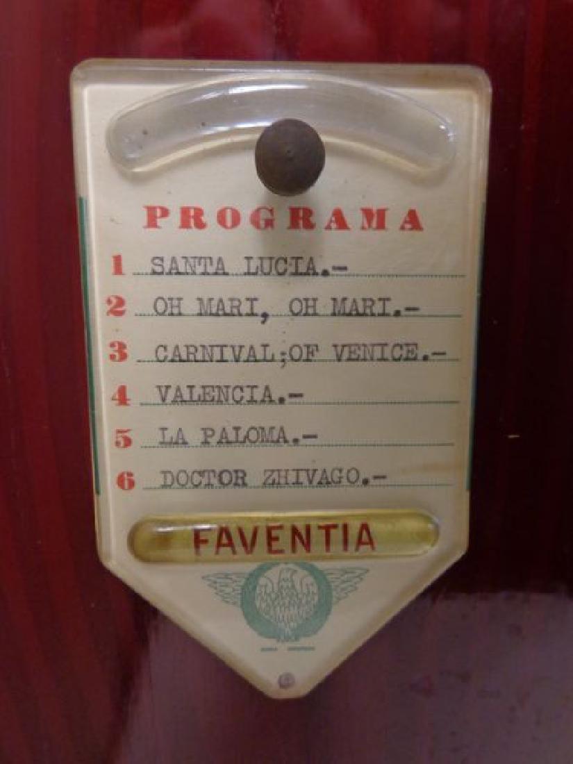 SPANISH 'FAVENTIA' ORGAN GRINDER - 3