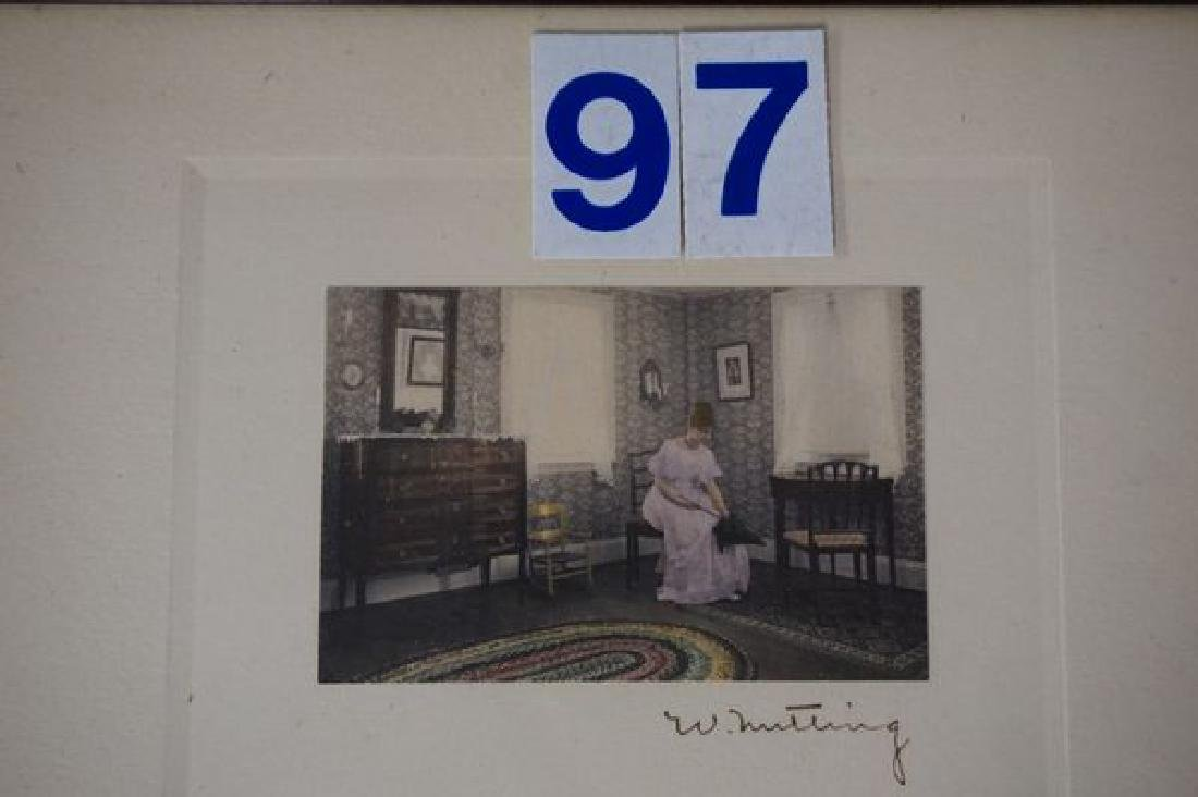 (2 PIECES) WALLACE NUTTING: INTERIOR - 3