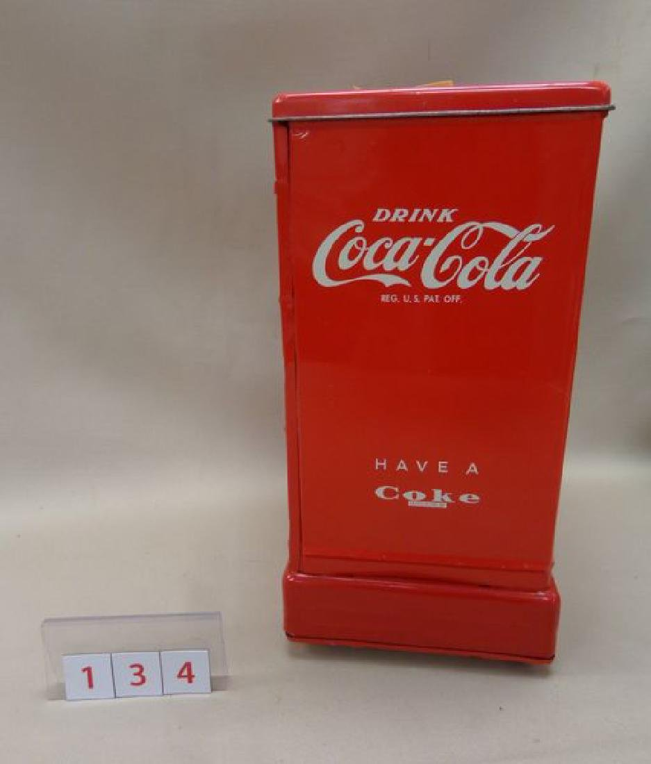 COCA-COLA BATTERY OPERATED ADVERTISING - 4
