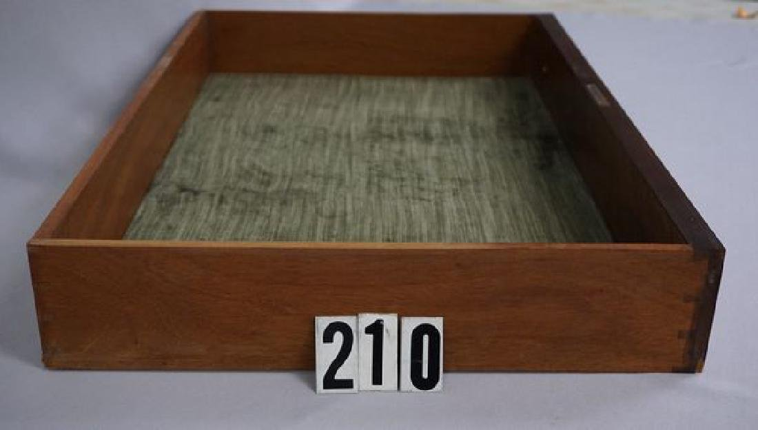FRENCH STYLE TABLE/COUNTERTOP DISPLAY - 5