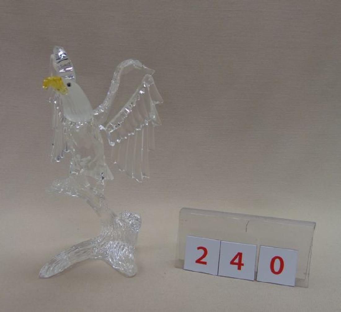 SWAROSKI CRYSTAL BALD EAGLE
