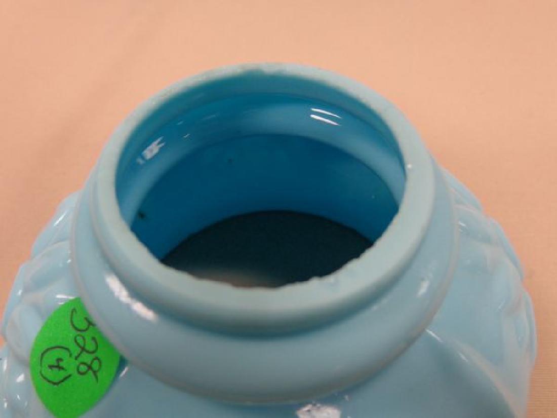 (4) MINIATURE OIL LAMPS: - 6