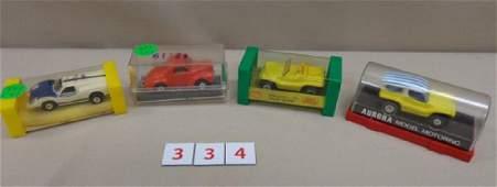 AURORA SLOT CARS LOT:
