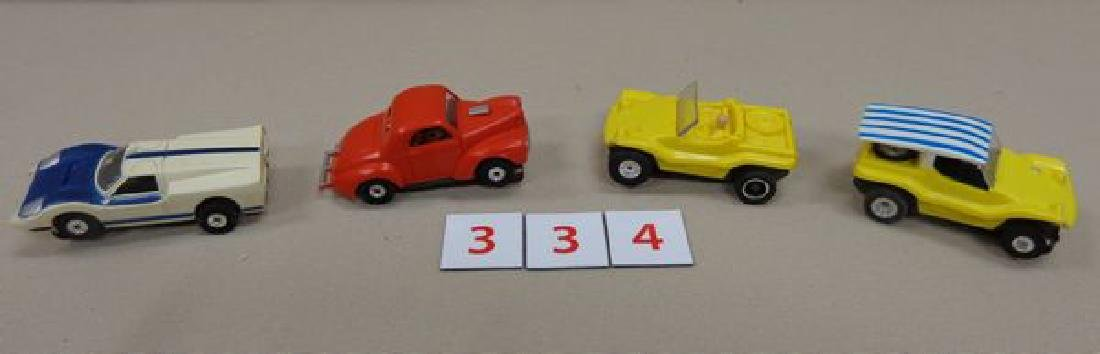 AURORA SLOT CARS LOT: - 2