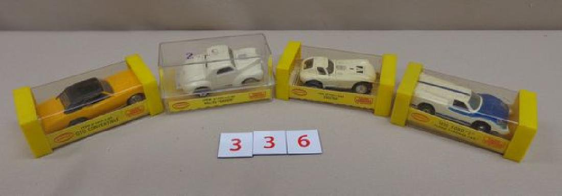 AURORA SLOT CARS: