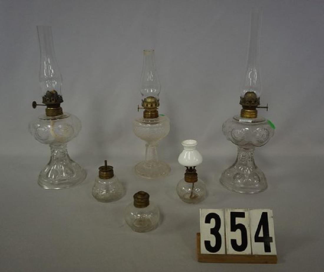 (6 PIECES) FIRE FLY NIGHT LAMP
