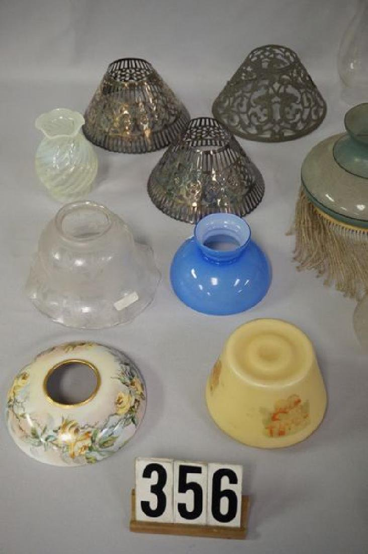 (20 PIECES) LARGE LOT OF ASSORTED SHADES - 2