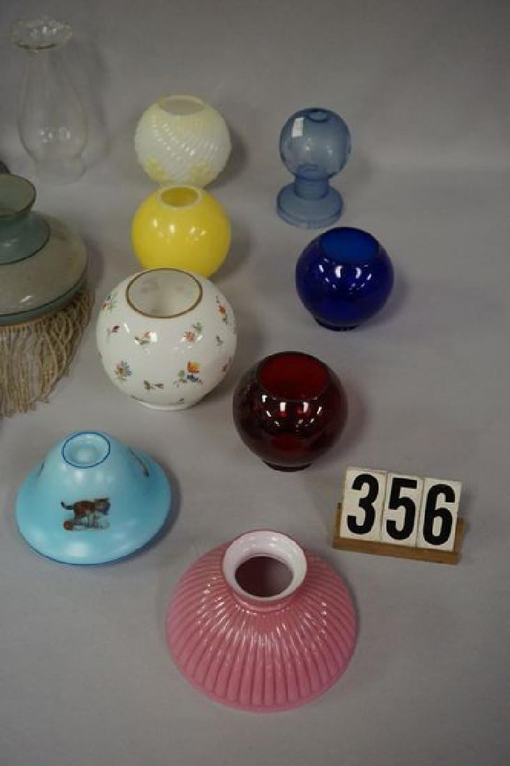 (20 PIECES) LARGE LOT OF ASSORTED SHADES - 4