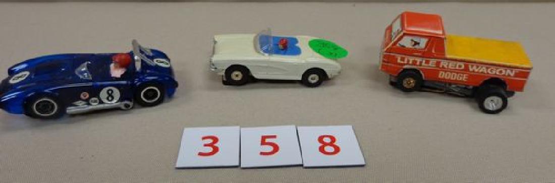 AURORA SLOT CARS: - 2