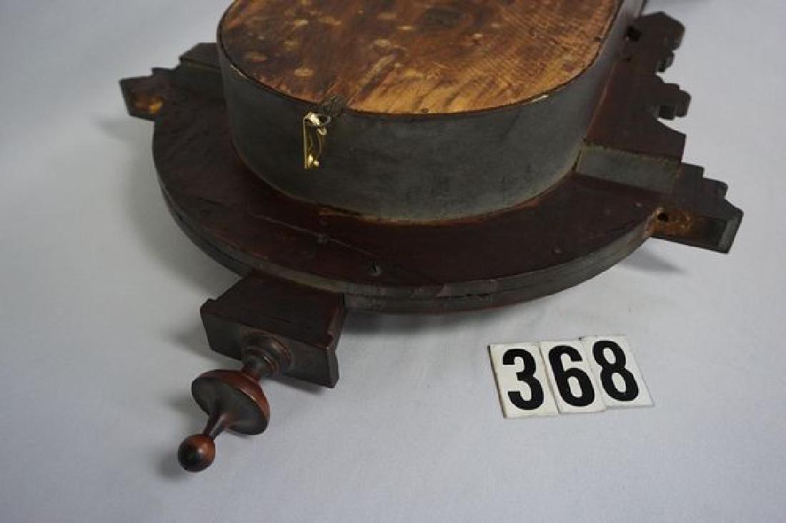 WM. L. GILBERT CLOCK CO. WALL CLOCK - 4