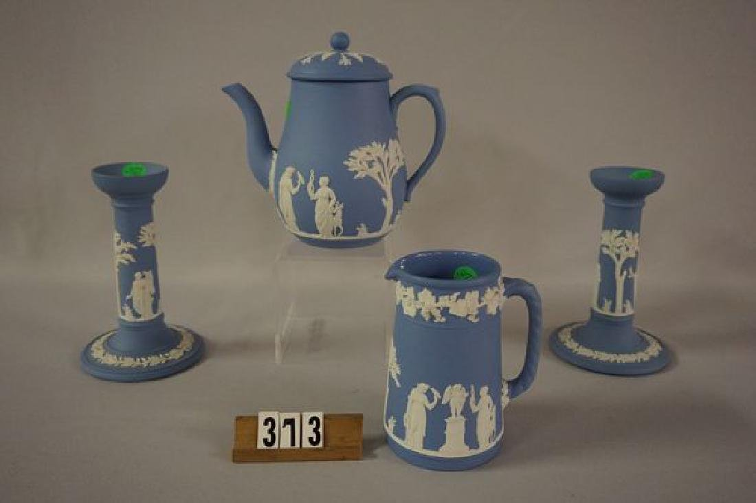 (4 PIECES) WEDGWOOD: