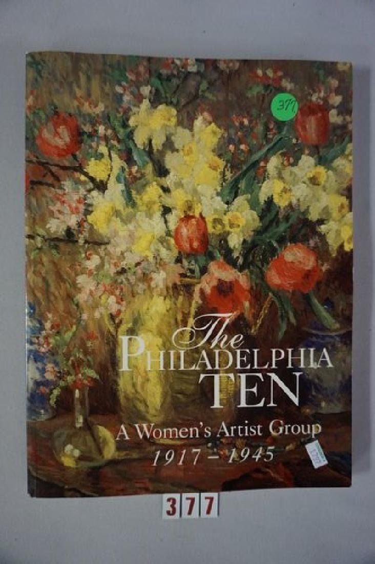 BOOK: THE PHILADELPHIA TEN, A WOMEN'S