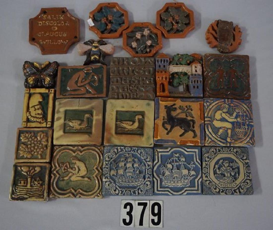 (22 PIECES) SELECTION OF DECORATIVE