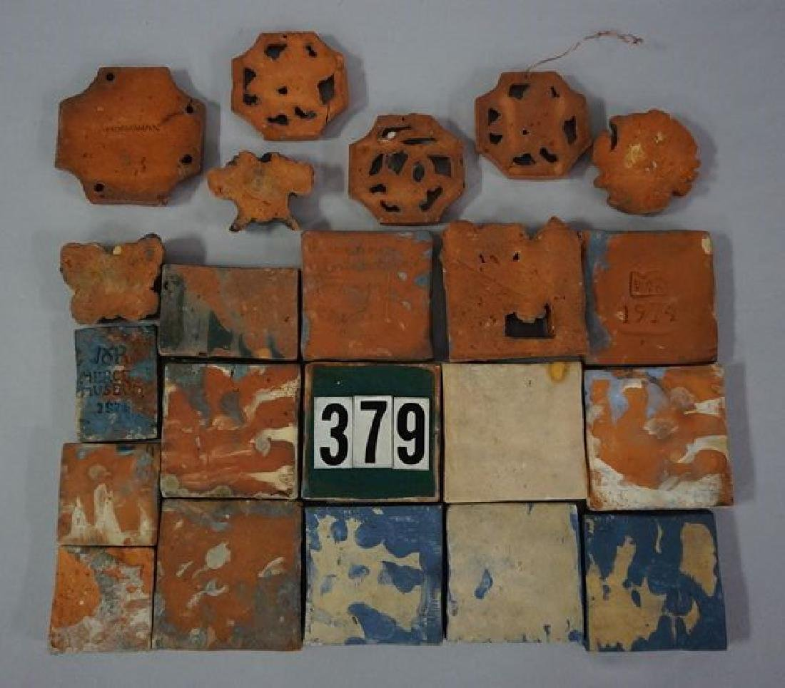 (22 PIECES) SELECTION OF DECORATIVE - 2