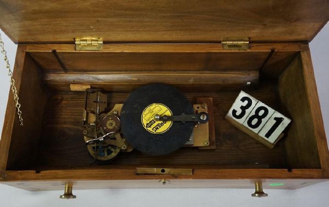 THORENS SWISS MADE MUSIC BOX - 2