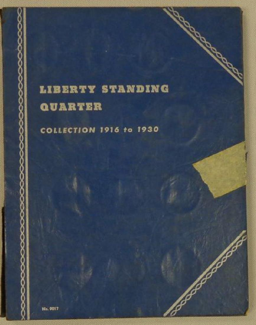 (19 DIFFERENT) LIBERTY STANDING QUARTERS: - 2