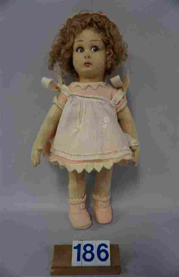 LENCI 12 INCH CHILD IN ORIGINAL PINK OUTFIT