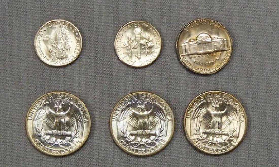 U.S. COIN SET: - 3